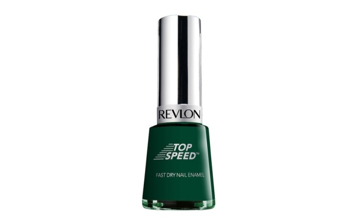 Esmalte top speed -esmeralda- Revlon